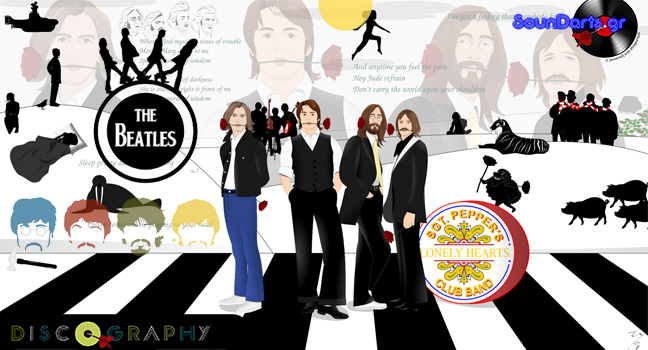 Discography & ID : The Beatles