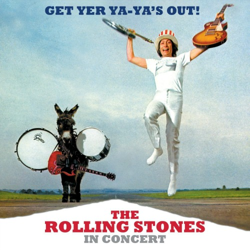 1970 – Get Yer Ya-Ya's Out! The Rolling Stones in Concert (Live)