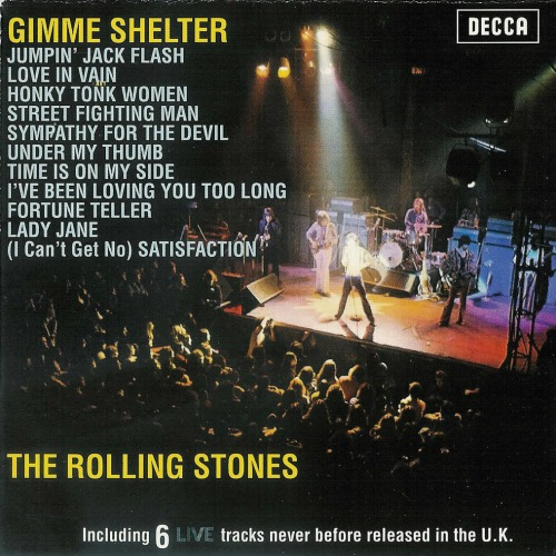 1971 – Gimme Shelter (Compilation)