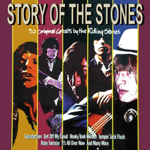 1982 – Story of The Stones (Compilation)