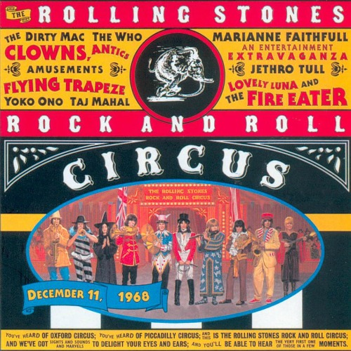 1996 – The Rolling Stones Rock and Roll Circus (Live)