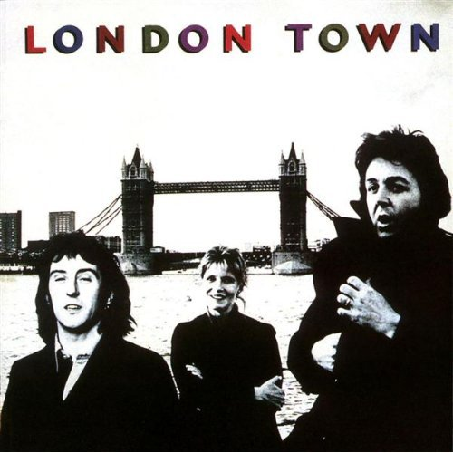 1978 – London Town (Wings Album)