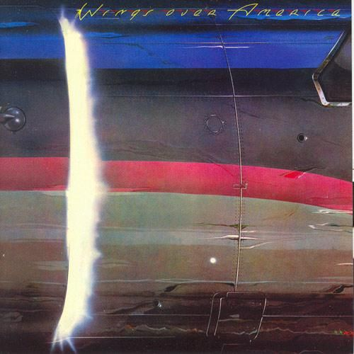 1976 – Wings over America (Wings Album – Live)