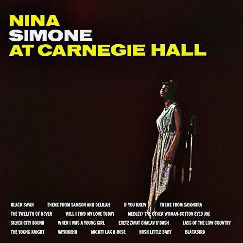 1963 – Nina Simone at Carnegie Hall (Live)