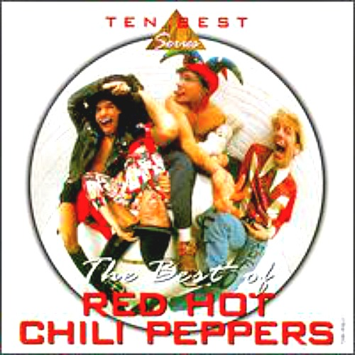 1994 – The Best of Red Hot Chili Peppers (Compilation)