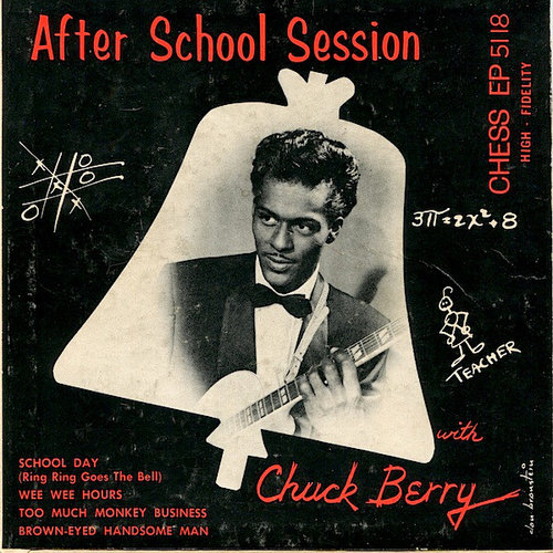 1957 – After School Session (E.P.)