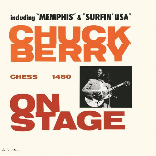 1963 – Chuck Berry on Stage (Live)