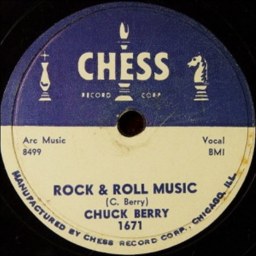 1957 – Rock and Roll Music (E.P.)