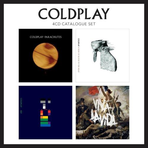 2012 – 4 CD Catalogue Set (Box Set)