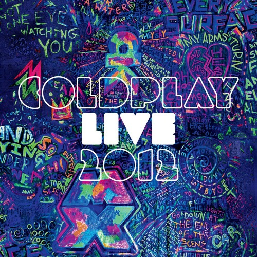2012 – Coldplay Live 2012