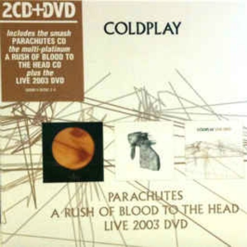 2007 – Parachutes / A Rush of Blood to the Head / Live 2003 (Box Set)