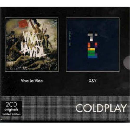 2011 – Viva la Vida / X&Y (Box Set)