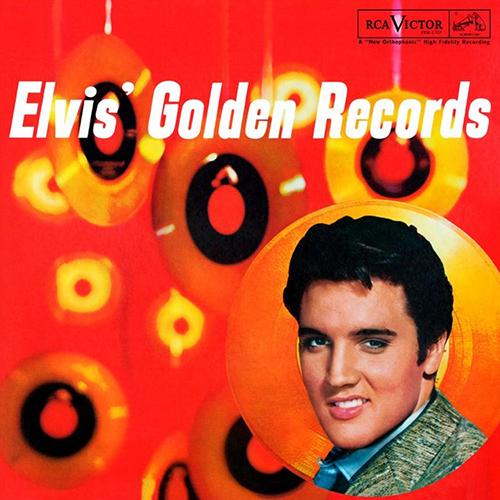 1958 – Elvis' Golden Records (Compilation)