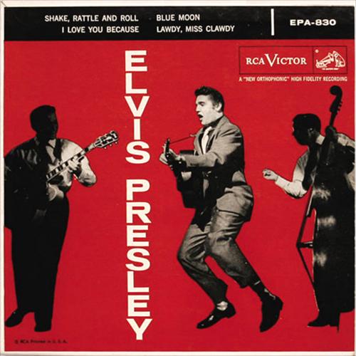 1956 – Elvis Presley (E.P.)