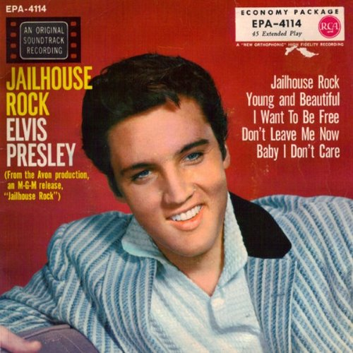 1957 – Jailhouse Rock (E.P.)
