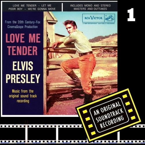 1956 – Love Me Tender (E.P.)