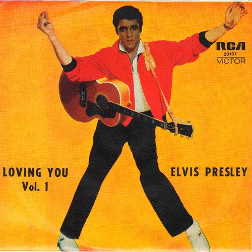 1957 – Loving You, Vol. I (E.P.)
