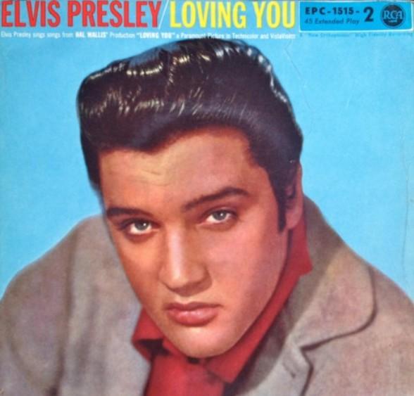 1957 – Loving You, Vol. II (E.P.)