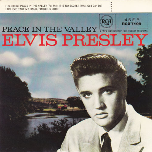 1957 – Peace in the Valley (E.P.)
