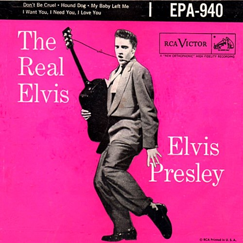 1956 – The Real Elvis (E.P.)