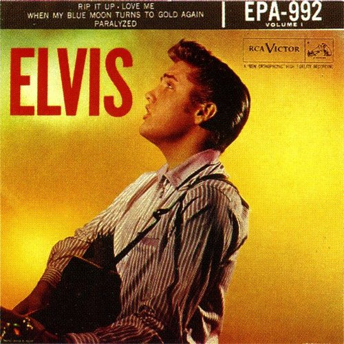 1956 – Elvis Vol. 1 (E.P.)