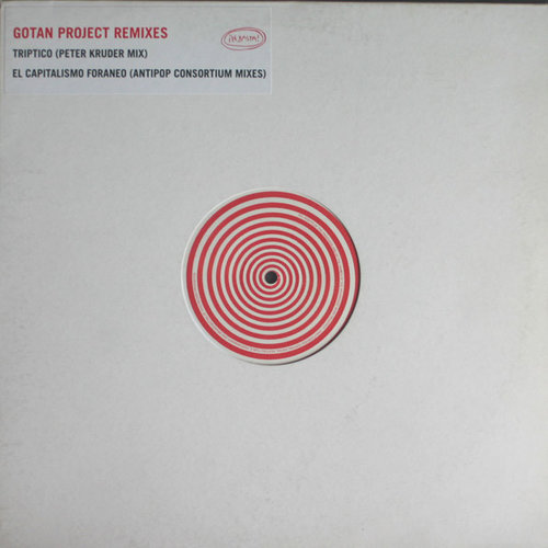 2001 – Gotan Project Remixes (E.P.)