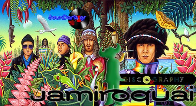 Discography & ID : Jamiroquai