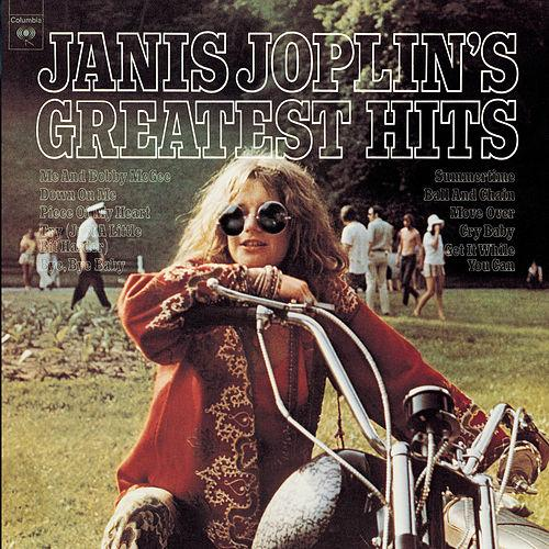 1973 – Janis Joplin's Greatest Hits (Compilation)