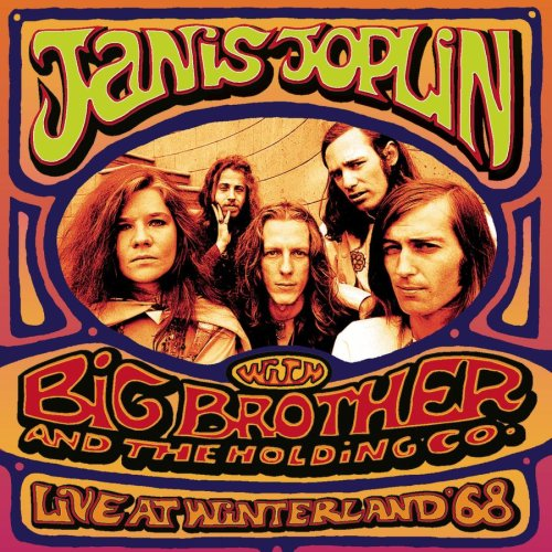 1998 – Live at Winterland '68 (Big Brother and the Holding Company Album)