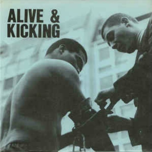 1986 – Alive & Kicking (Mission Impossible Album)