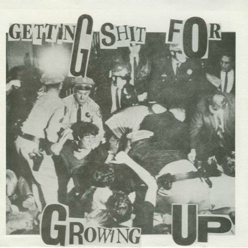 1986 – Getting Shit For Growing Up Different (Mission Impossible Album)
