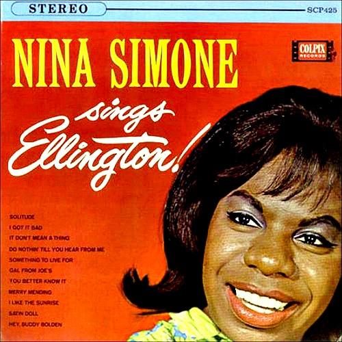 1962 – Nina Simone Sings Ellington