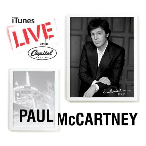 2012 – iTunes Live from Capitol Studios