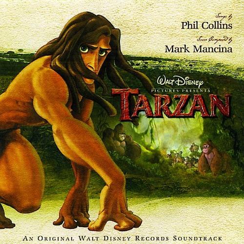 1999 – Tarzan (O.S.T.)