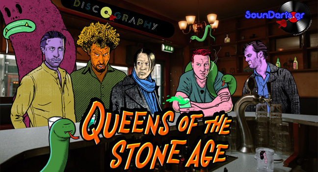 Discography & ID : Queens Of The Stone Age