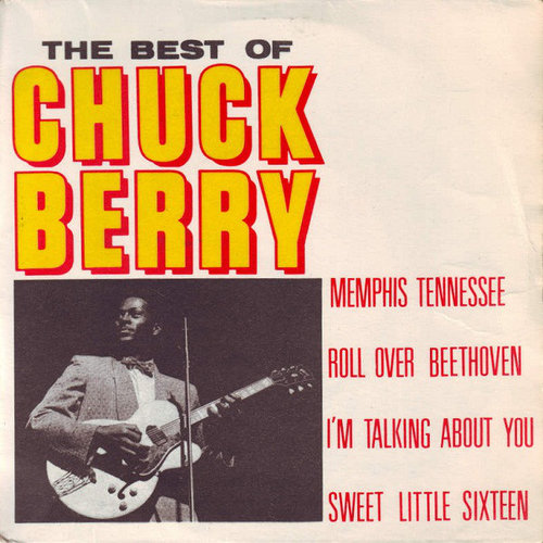 1963 – The Best of Chuck Berry (E.P.)