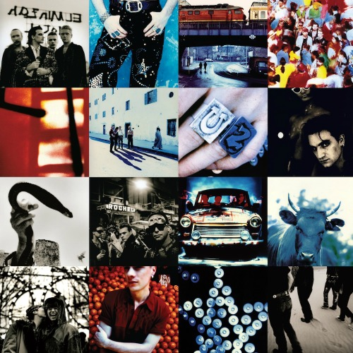 1991 – Achtung Baby