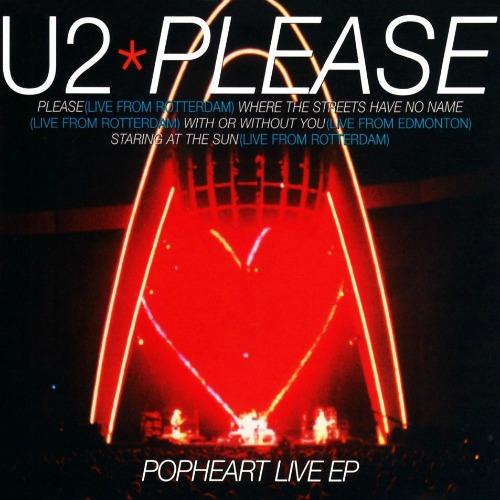 1997 – Please: PopHeart Live EP (E.P.)
