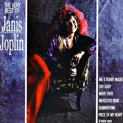 1989 – The Very Best of Janis Joplin (Compilation)