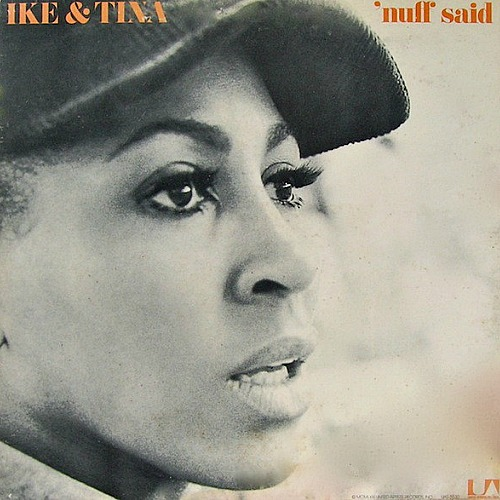 1971 – 'Nuff Said (with Ike)