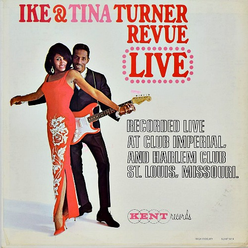 1964 – The Ike & Tina Turner Revue Live