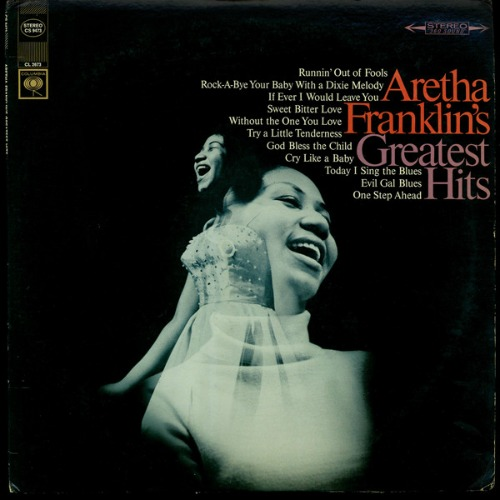 1967 – Aretha Franklin's Greatest Hits (Compilation)