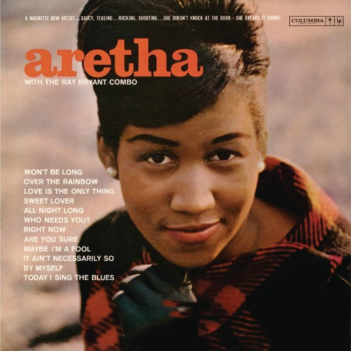 1961 – Aretha: With The Ray Bryant Combo
