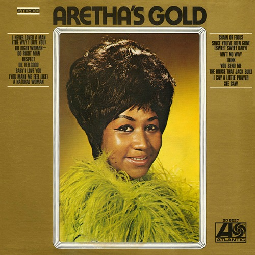 1969 – Aretha's Gold (Compilation)
