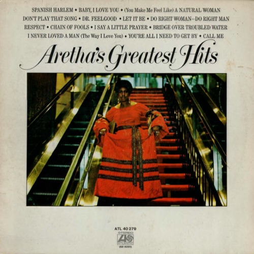 1971 – Aretha's Greatest Hits (Compilation)