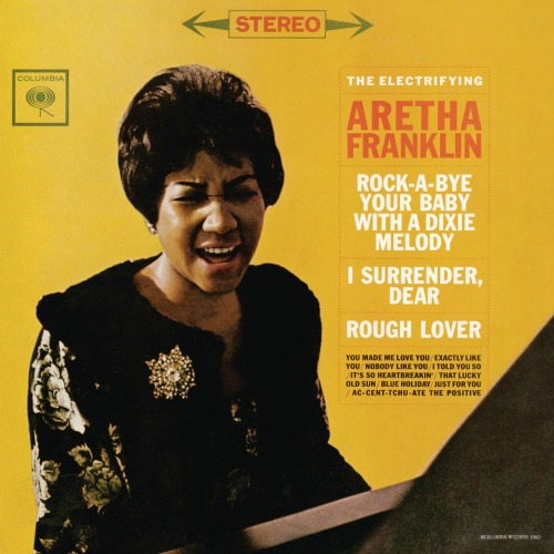 1962 – The Electrifying Aretha Franklin