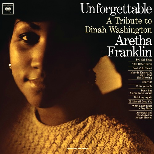1964 – Unforgettable: A Tribute to Dinah Washington
