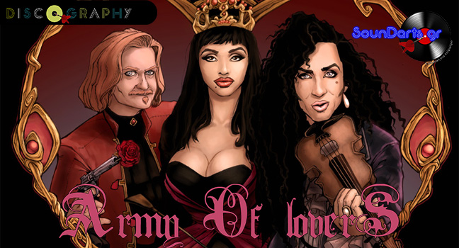 Discography & ID : Army Of Lovers