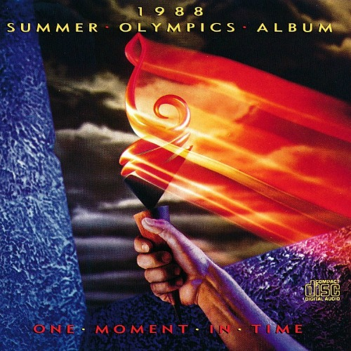 1988 – 1988 Summer Olympics Album: One Moment in Time (Compilation)