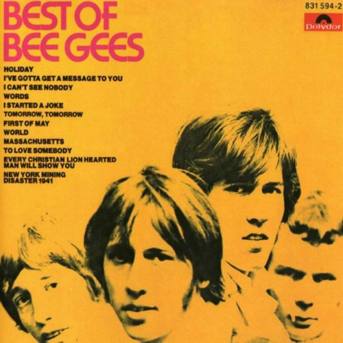 1969 – Best of Bee Gees (Compilation)
